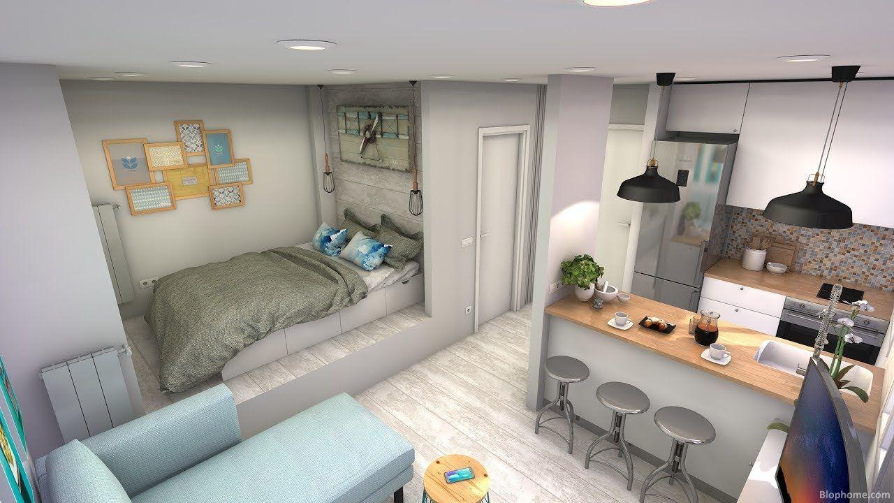 minipiso 25m2 mi cl sico 5x5 reinventado para celebrar mi. Black Bedroom Furniture Sets. Home Design Ideas