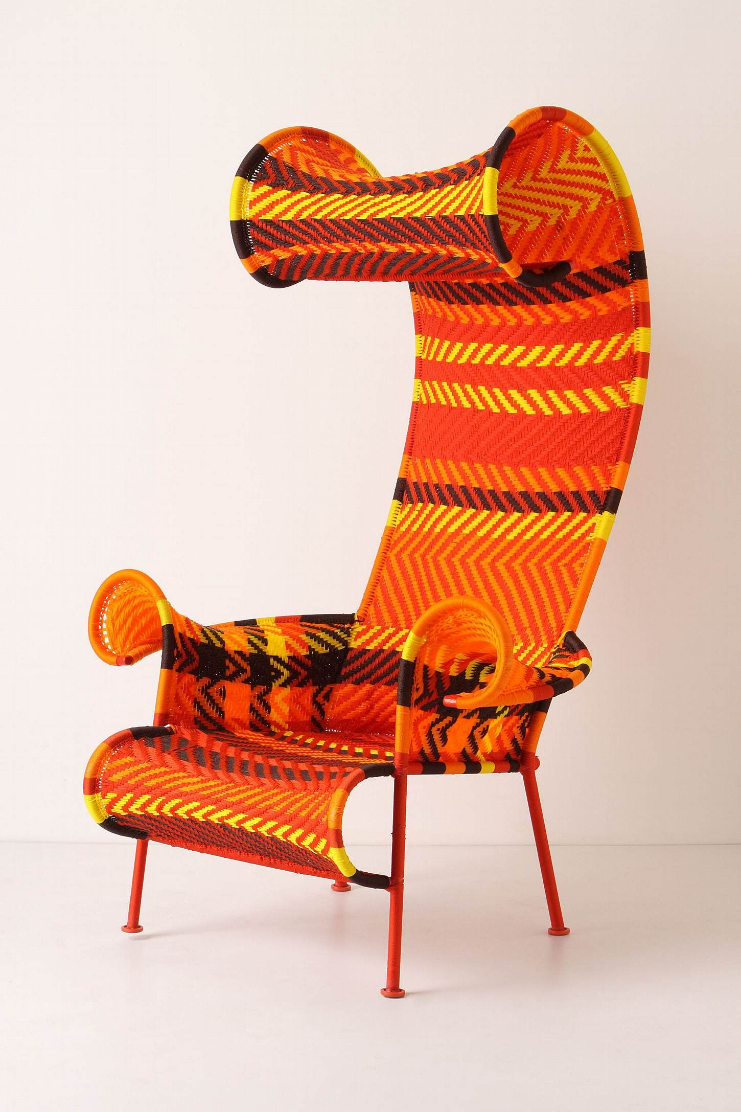 Pin french cafe style chair in red by ines cole on pinterest - Fun Chair For Teenager S Room