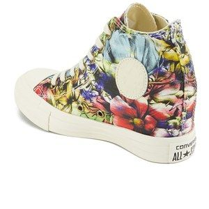 Converse Women's Chuck Taylor All Star Lux Floral Print