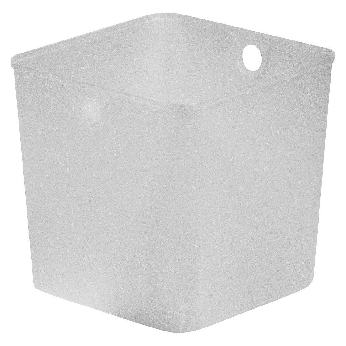 Room Essentials Plastic Cube Frost Cube Storage Bins Diy Cube Storage Storage Bins Diy