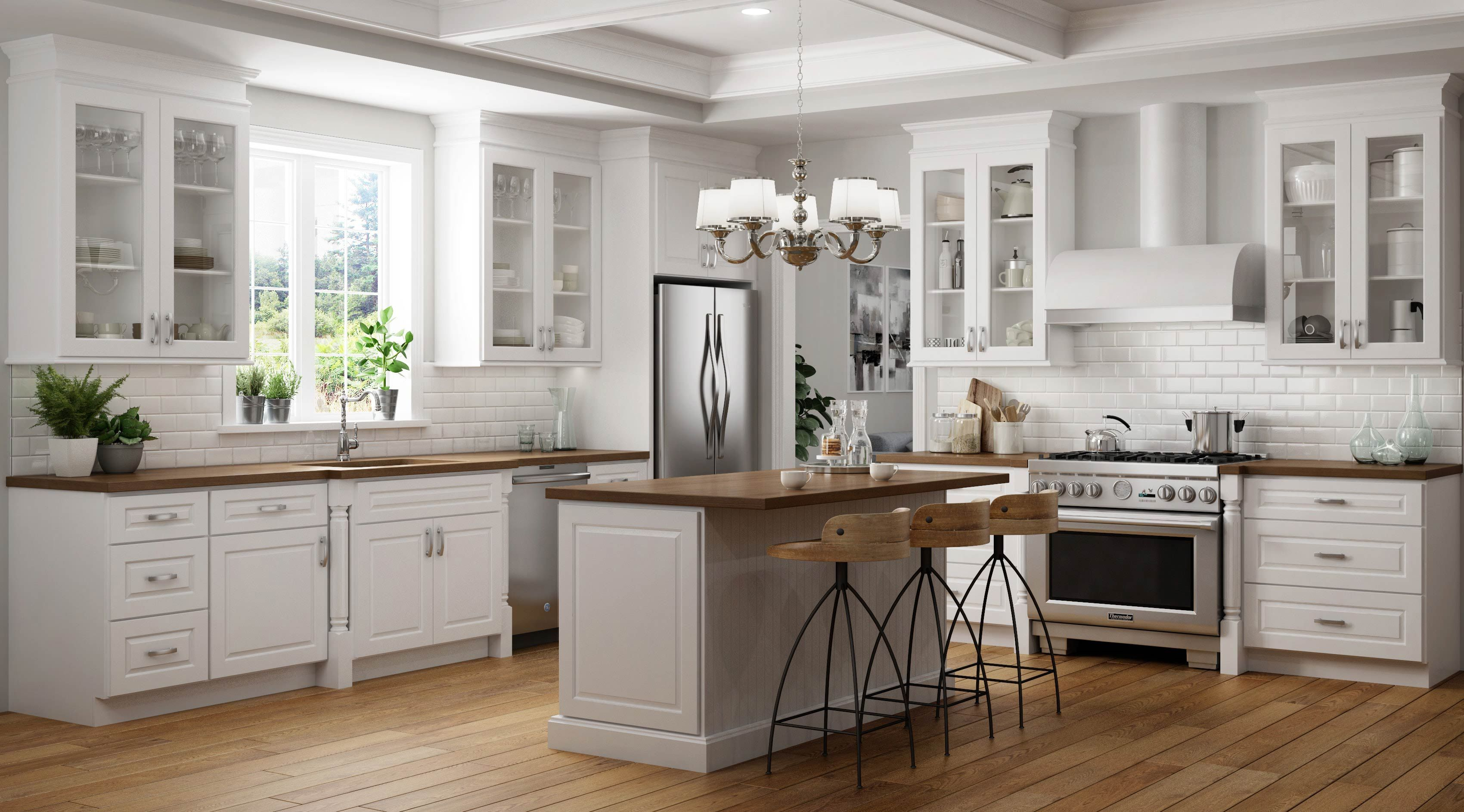 Quality Rta Cabinets At Affordable Prices Luxury Kitchen Design Kitchen Remodel Kitchen Interior