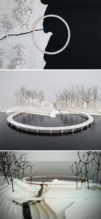 Photo of 35 Ideas for landscaping architecture model