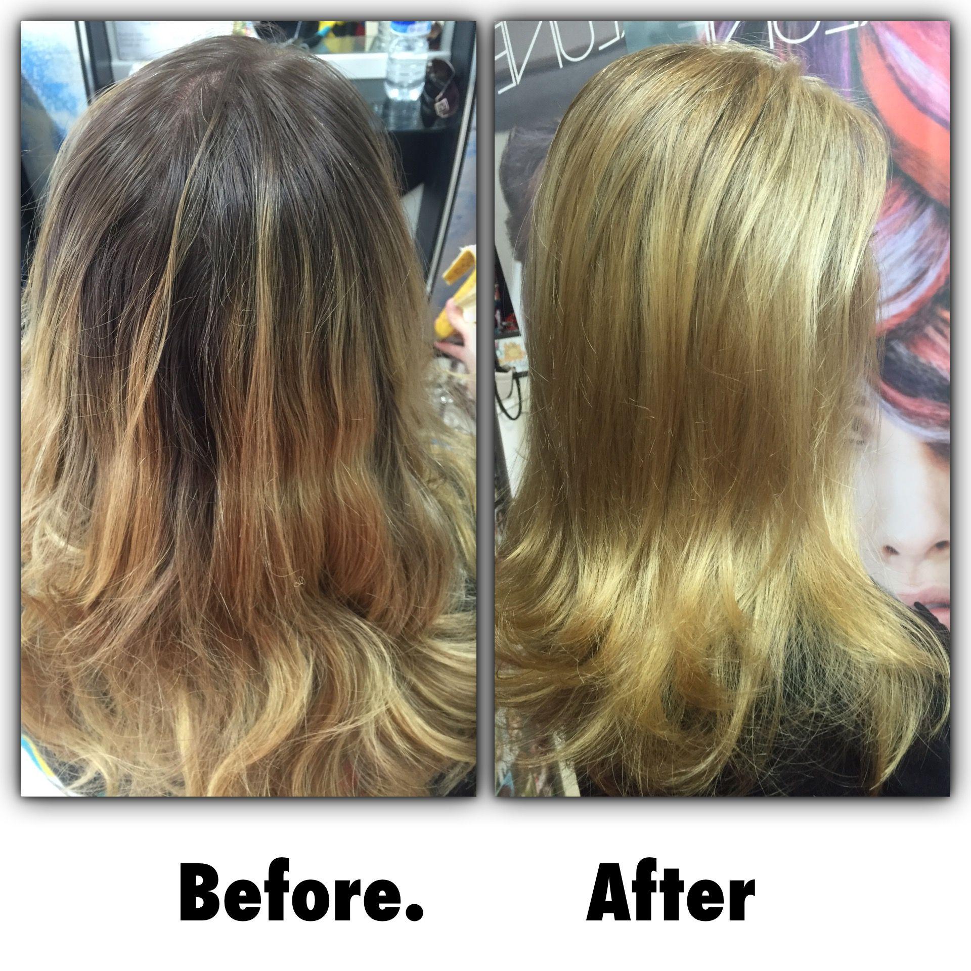 Blonde foils  Beautiful Hair  Pinterest  Blonde foils and Blondes