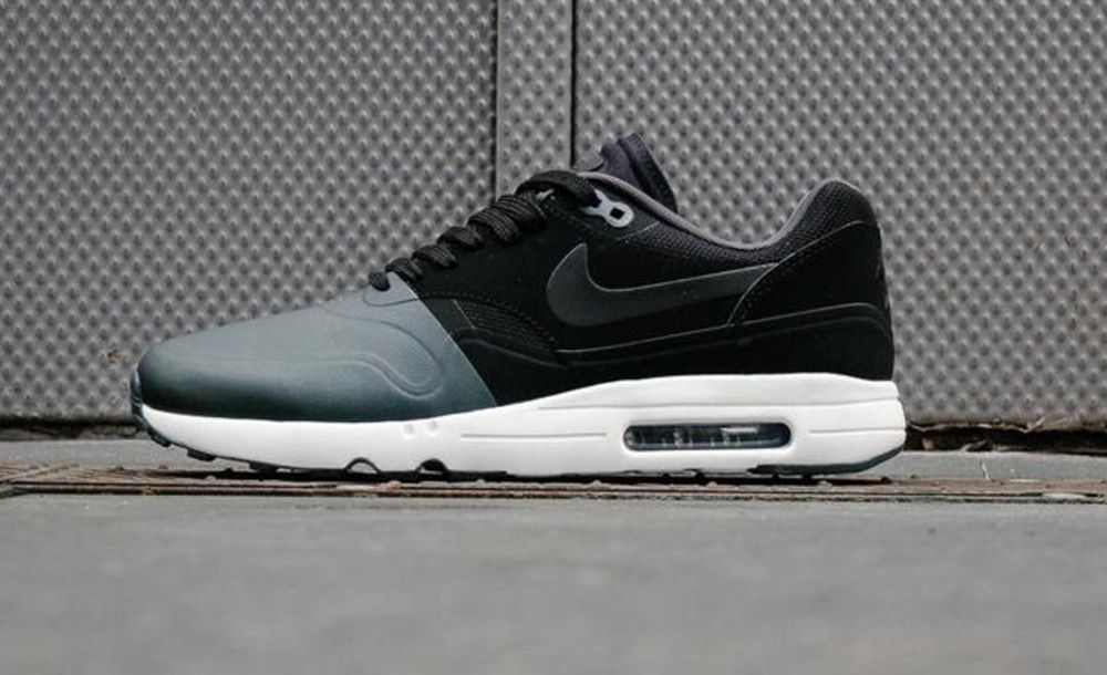 Nike Air Max 1 Ultra 2.0 SE Anthracite Black Mens Sizes 8 14