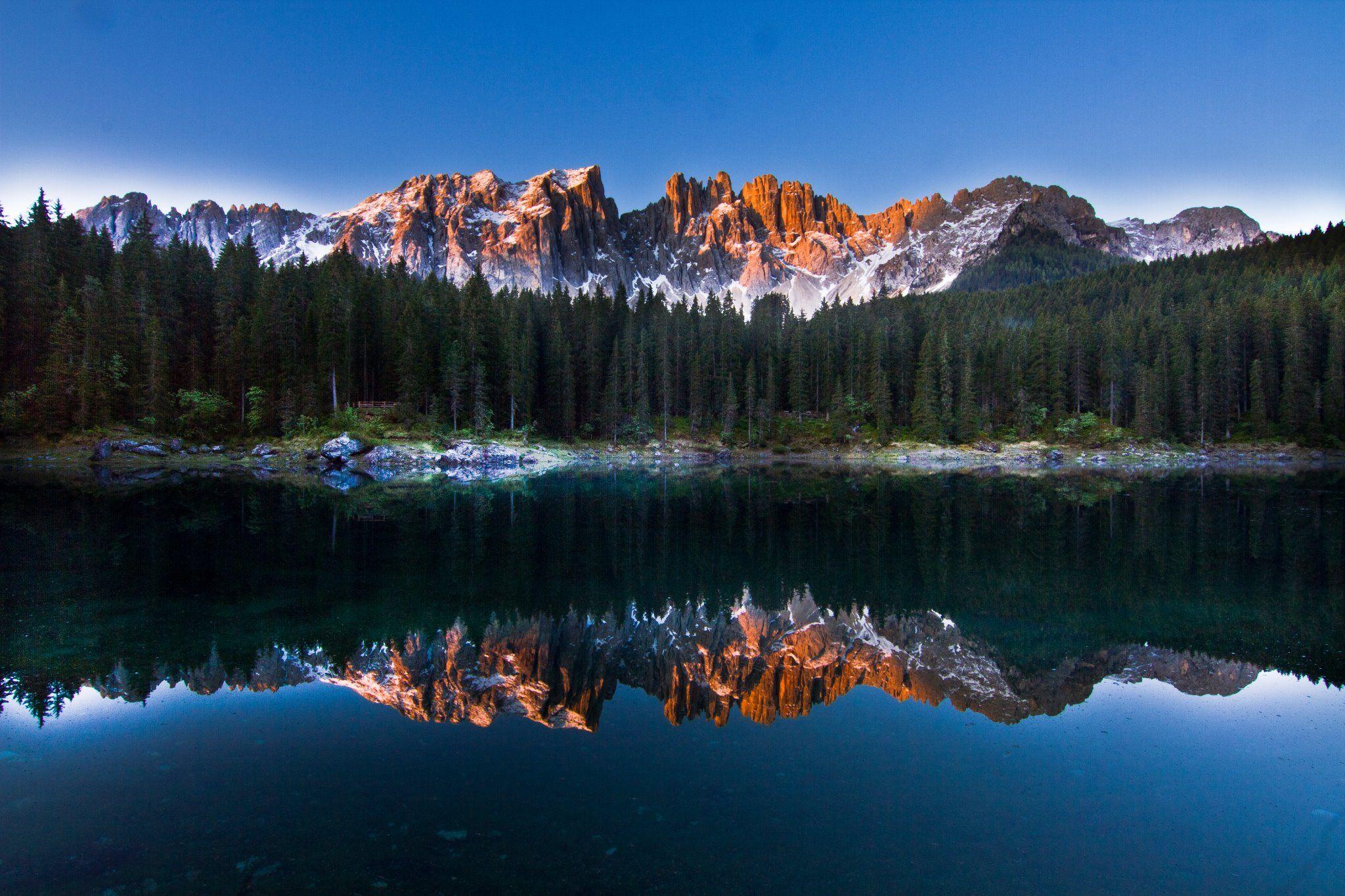 Unsere wunderschönen Dolomiten
