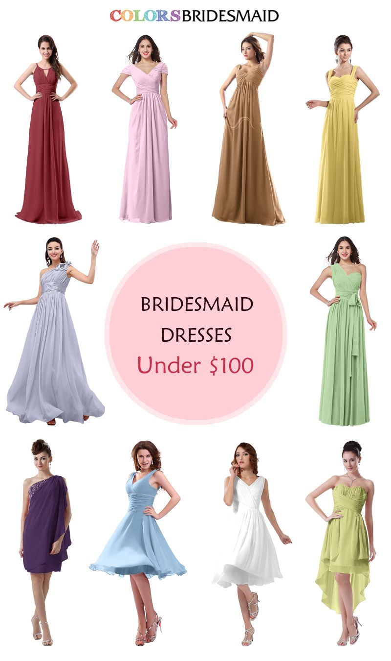 These bridesmaid dresses under 100 with great quality will never these bridesmaid dresses under 100 with great quality will never break your bank out ombrellifo Choice Image
