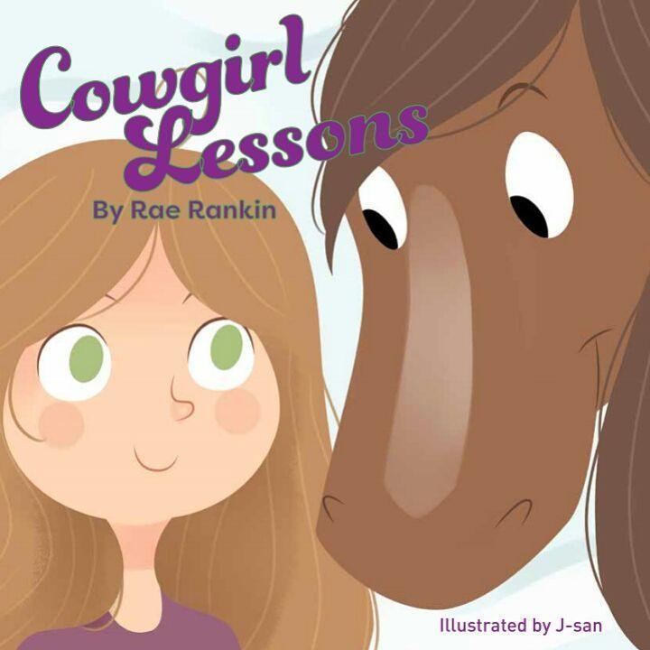 Like rhyming books about horses? nannyjane cowgirl