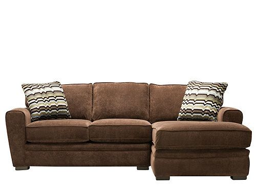 This Artemis Ii 2 Piece Microfiber Sectional Sofa Is So Easy To