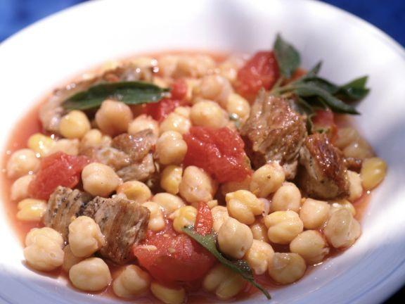Lamm-Kichererbsen-Topf ist ein Rezept mit frischen Zutaten aus der Kategorie Kochen. Probieren Sie dieses und weitere Rezepte von EAT SMARTER!