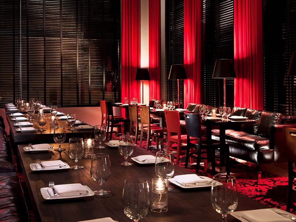 bazaar #restaurant #joseandres #tapas #food #dinner #red