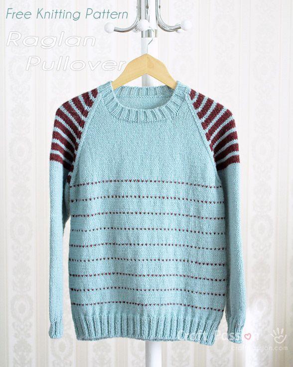 knit-raglan-sweater.jpg (588×735)   chandail trouer   Pinterest ...