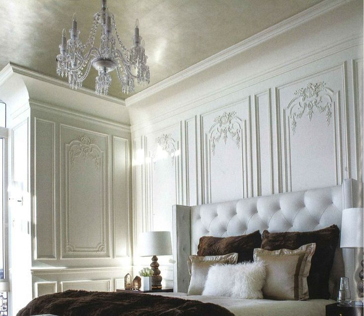 French Wall Panel Moulding French Living Rooms Wall