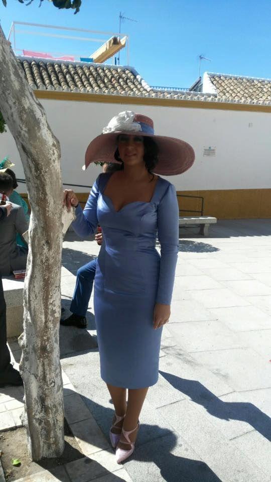 #Pamela #Mujer #Boda #Flores #Complementos