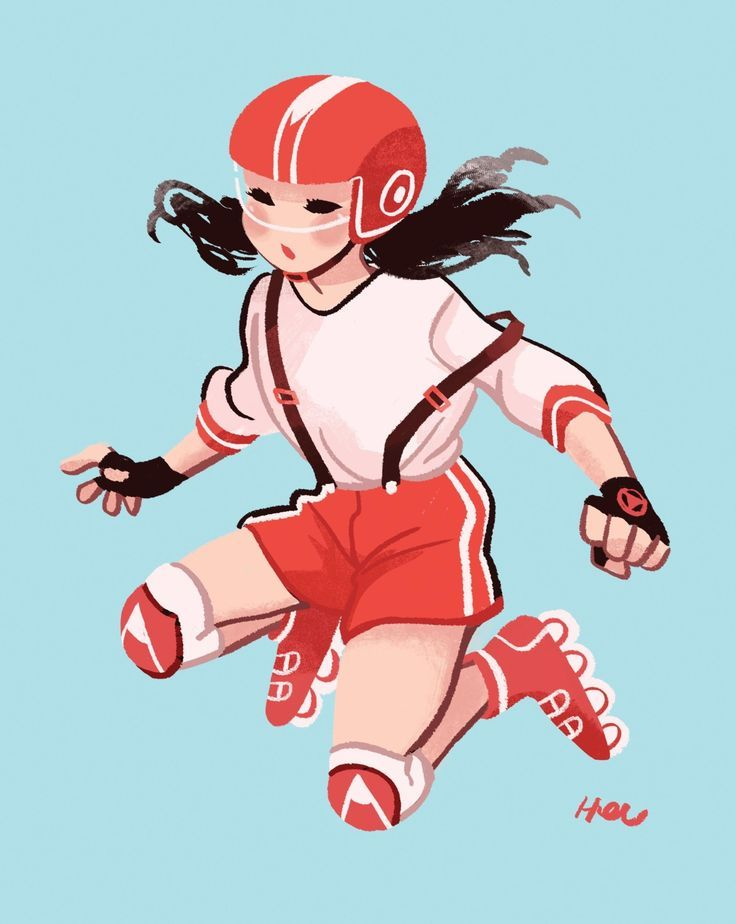 Image result for roller skating poses drawing drawings