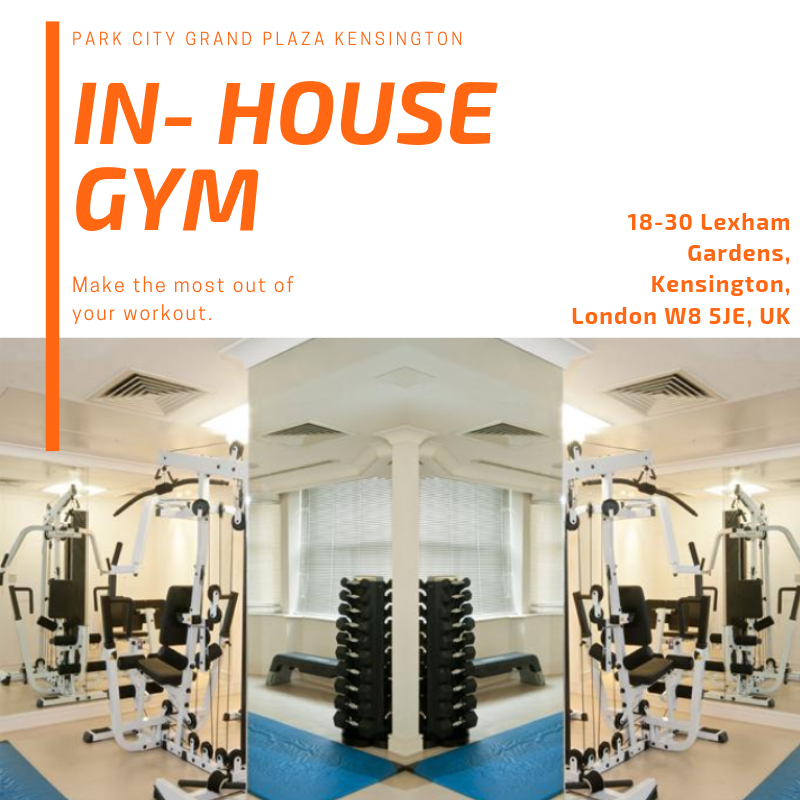 Gym @Park City Grand Plaza Kensington hotel - Inspiring to keep you in shape while on vacation! . . . . . . . . #hotel #gym #hotelgym #hotels #fitness #fitnessgym  #fitnessfreak #fitnesscenter #london #travel #traveler #travelers #holiday #vacation #hoteldeals #boutiquehotel #fun #visitLondon #londontourist #Londonholidays #visitinglondon #lovelondon #londra #londres #explorelondon #citybreak #londontrip
