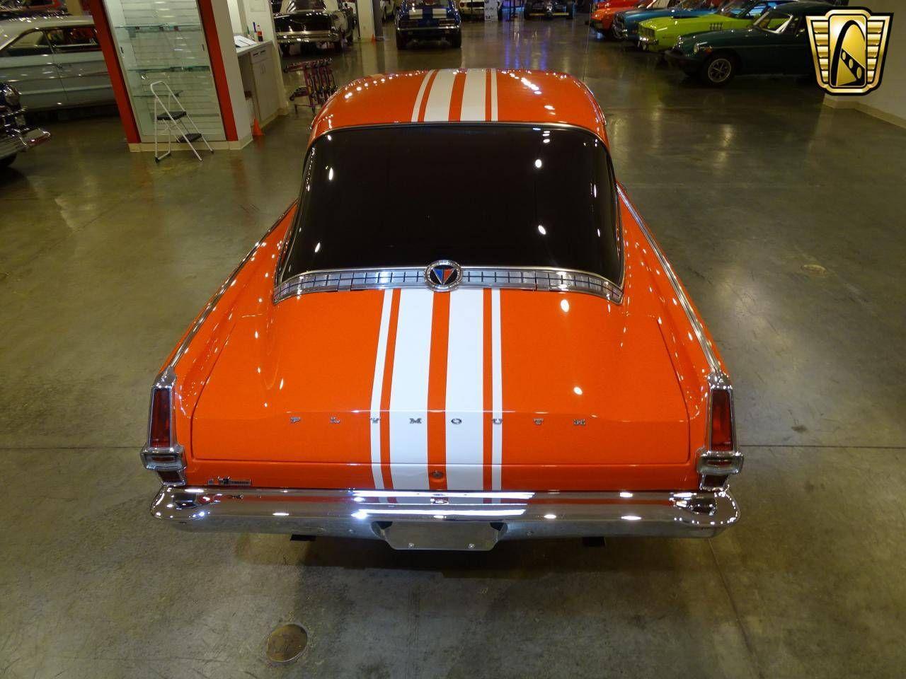 1966 Plymouth Barracuda for sale #1908807 - Hemmings Motor News | 66 ...