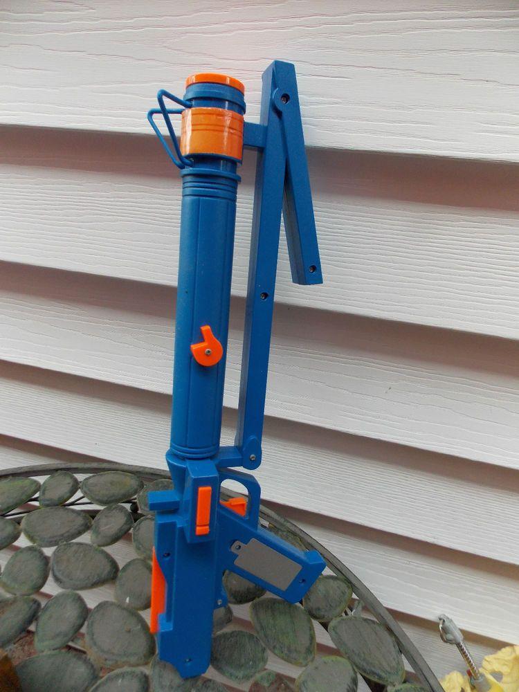 Star Wars Unususal All Blue Clone Trooper Blaster Rifle