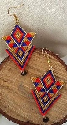 #nativeamericanbeadworkpatters