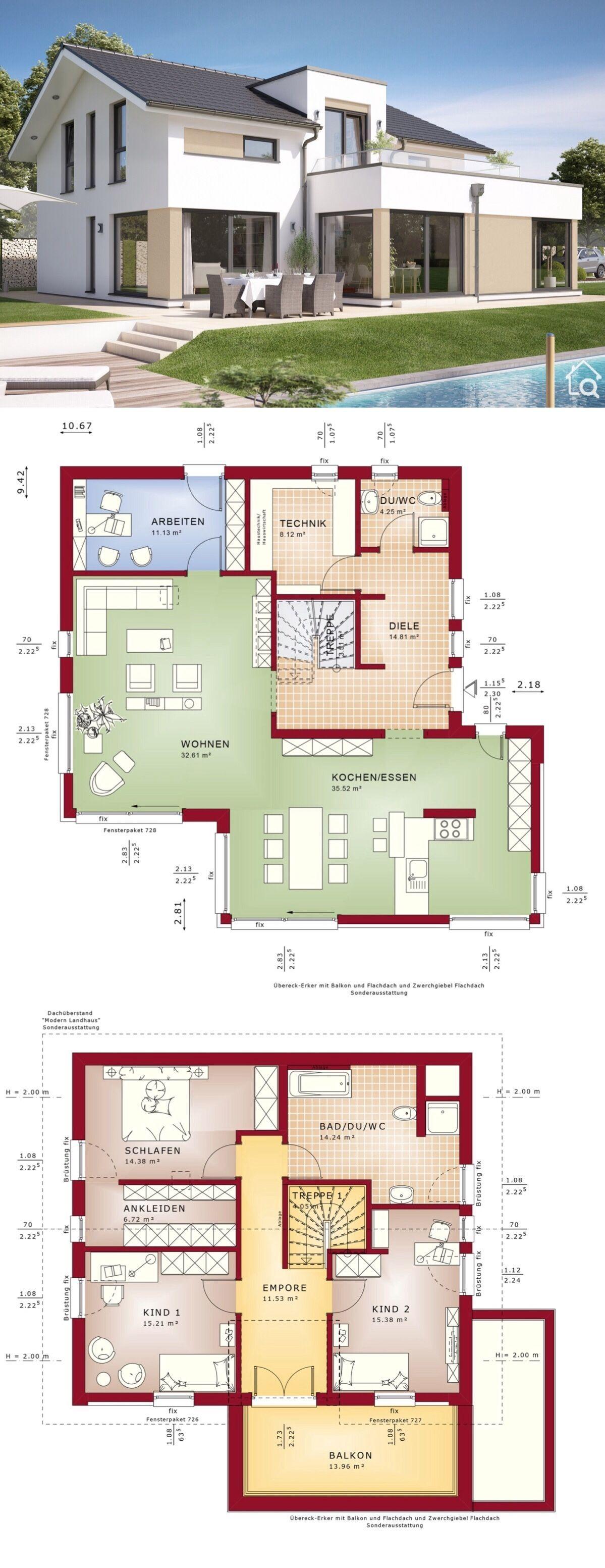Einfamilienhaus EVOLUTION 163 V4