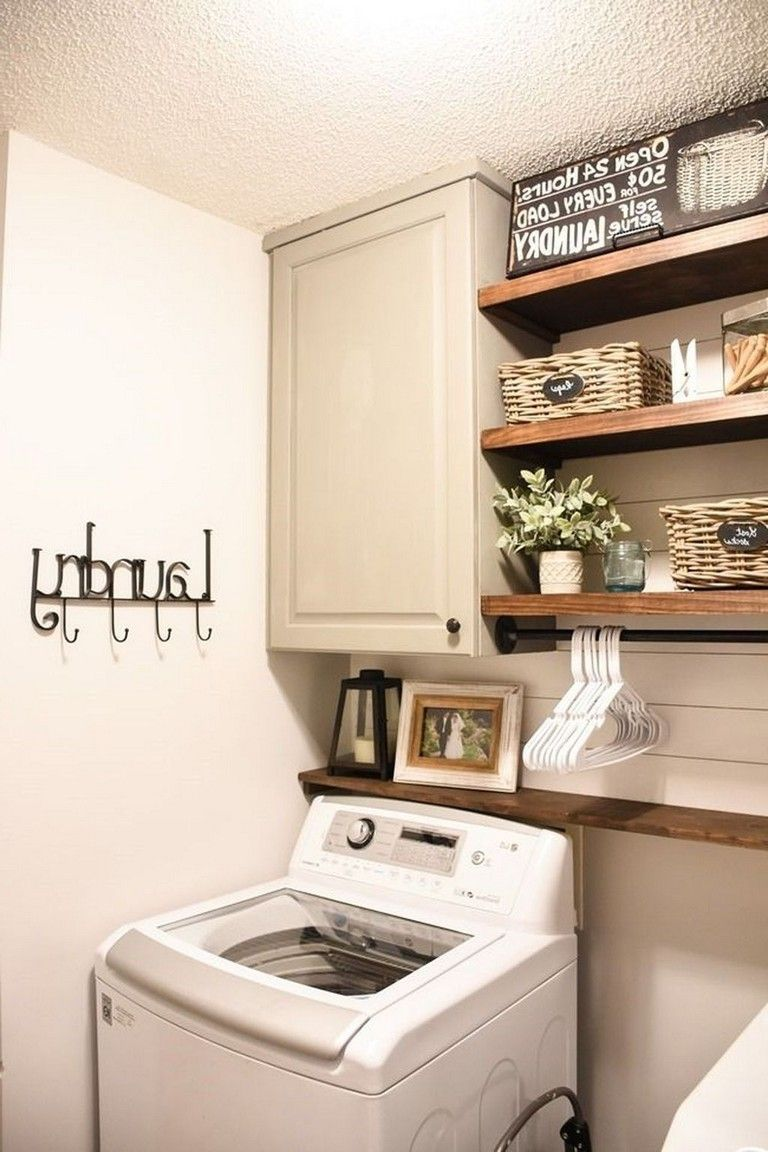 45+ Best Laundry Room Cabinets: Pictures, Ideas & Designs - Trumtin