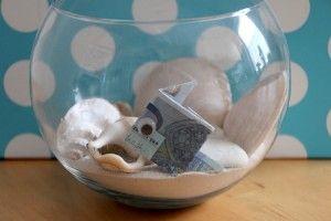 Geldgeschenke Originell Verpacken Als Fisch Im Aquarium Geschenke