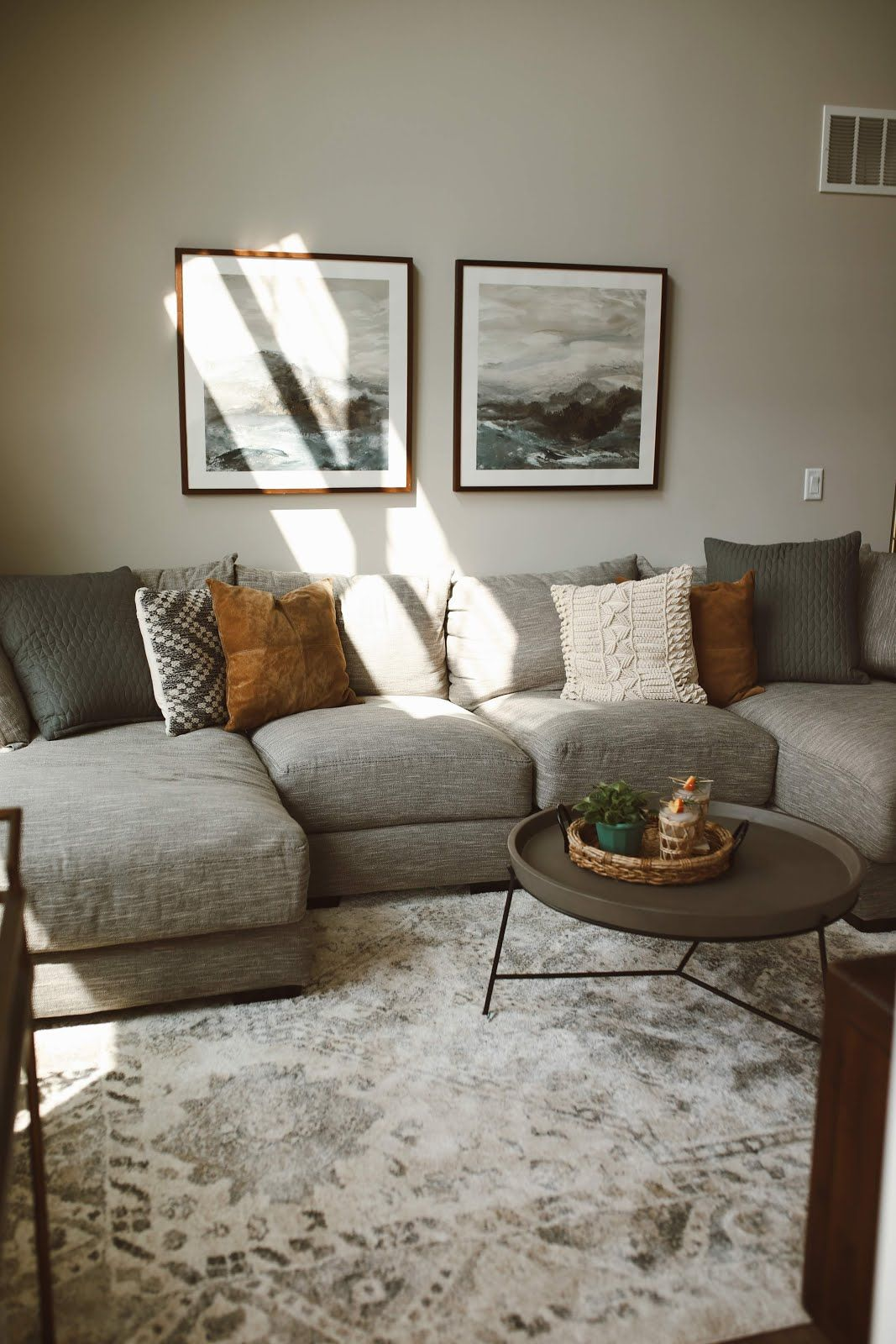 living room update with raymour & Flanigan -   17 room decor diy ideas