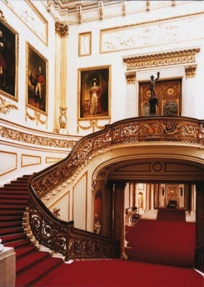 Best Buckingham Palace Grand Staircase Google Image Result For 400 x 300