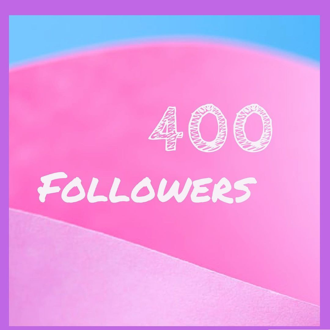 I came back from my trip to 400  awesome, amazing, inspiring instagram friends. 💗Thank you!!! I love...