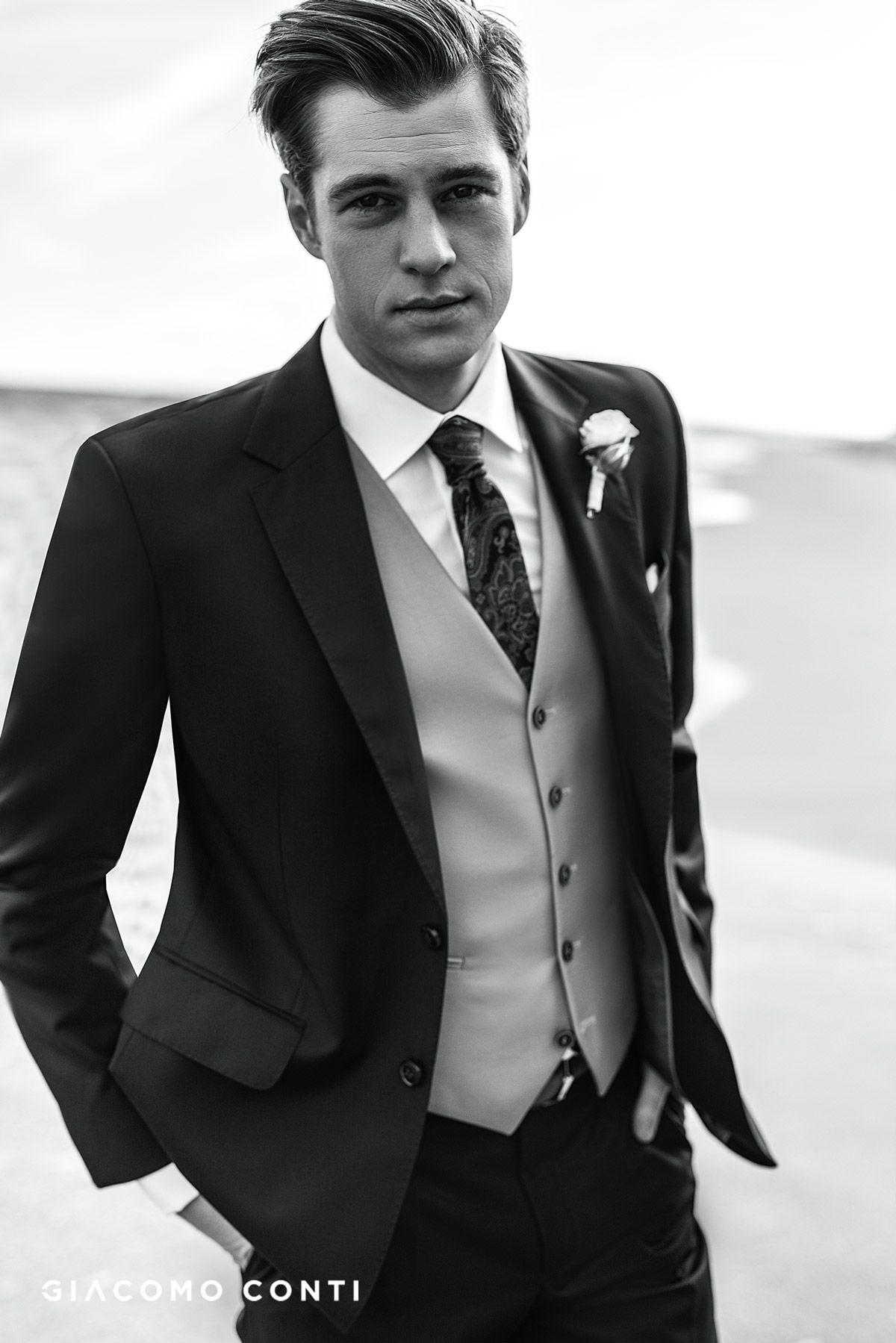 Elegancki Garnitur Suit Jacket Suits Fashion