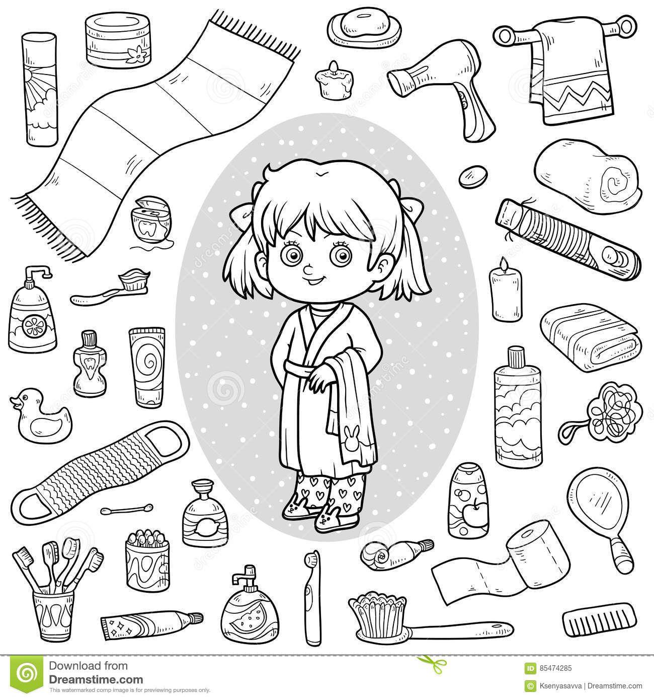 S Imajikreatifspot 03 Cartoon Hygiene