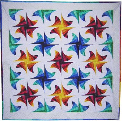 free quilt block patterns to print | Welcome to Quilting With ... : twisted log cabin quilt - Adamdwight.com