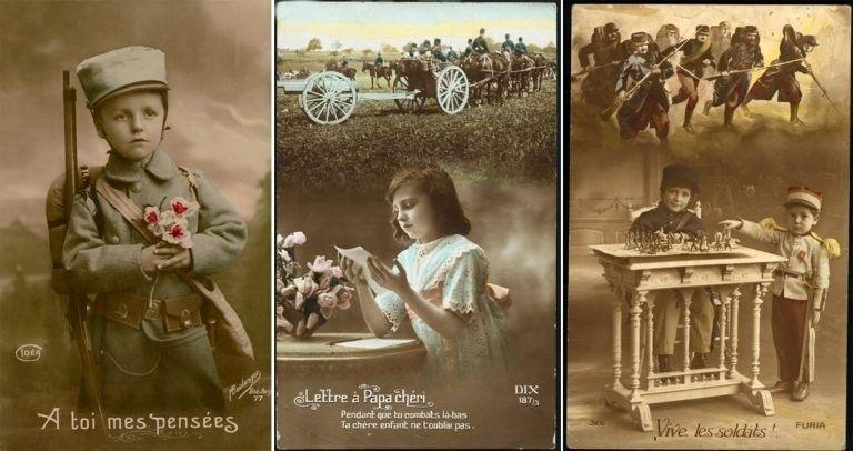 Comment Les Enfants Ont Ils Vecu La Premiere Guerre Mondiale