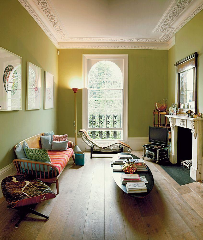 The Yellow Room An Interior Gem By London S Aorta: Paola Petrobelli -- T Magazine