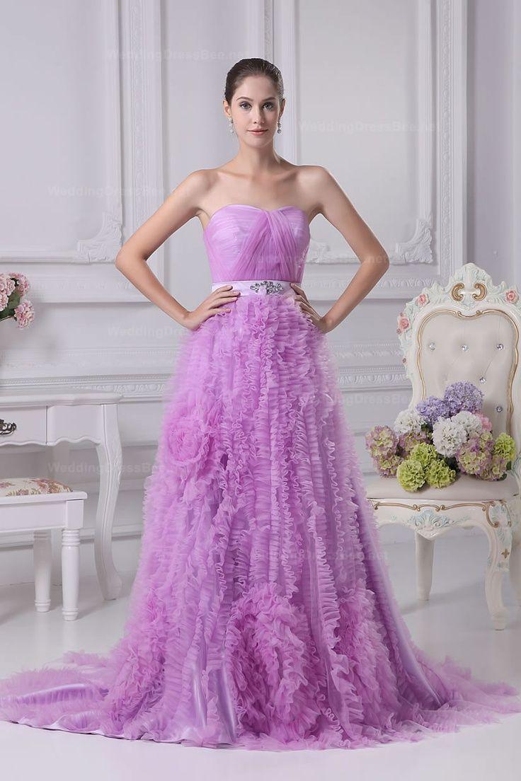 lila totalmente romantico! | vestidos waw!!! | Pinterest | Lilas