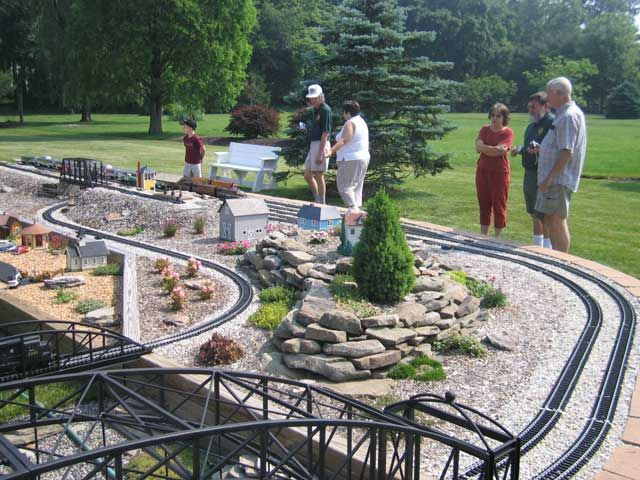 17 Best 1000 images about Garden Railroad on Pinterest Gardens Hosta