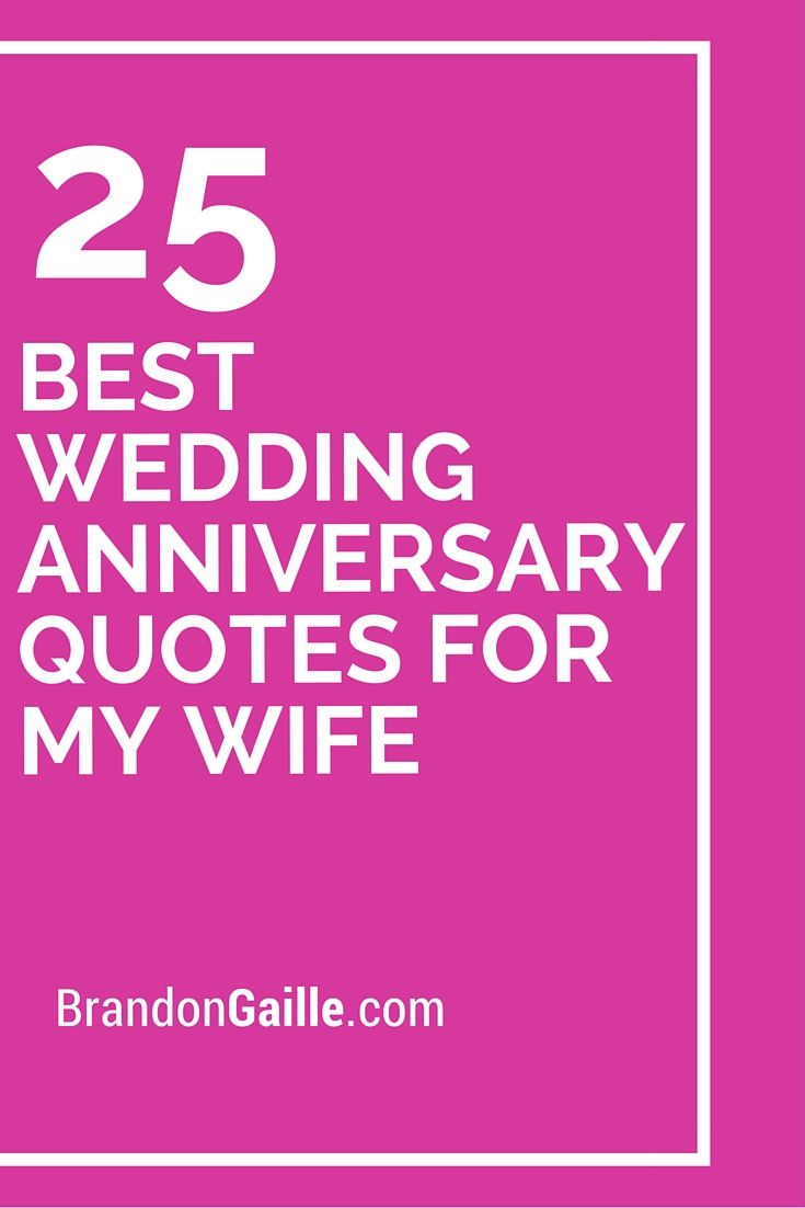 25 best wedding anniversary quotes for my wife messages and