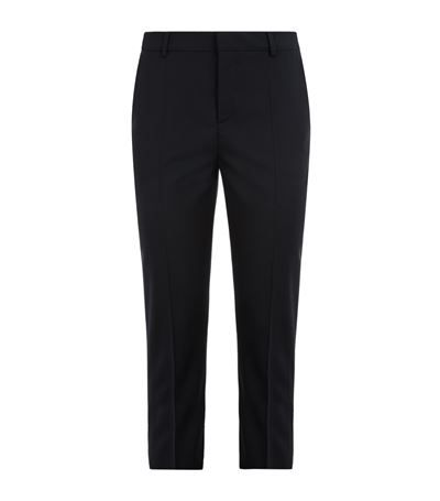 cropped tailored trousers - Black Red Valentino qUK6ixNmxa