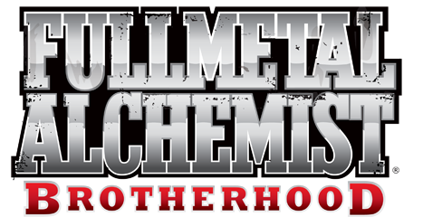 Full Metal Alchemist Brotherhood Logo V1 Fullmetal Alchemist Brotherhood Fullmetal Alchemist Alchemist
