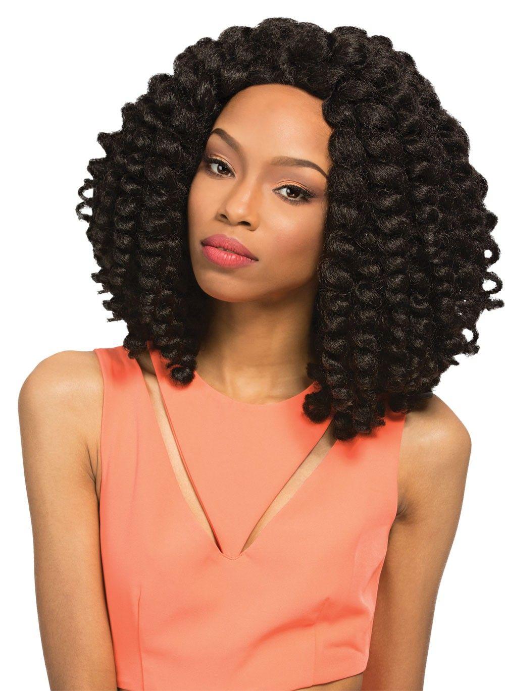 Outre X Pression Crochet Braid Cuevana Bounce Cool Braid Hairstyles Braided Hairstyles Wand Curl Crochet Hair