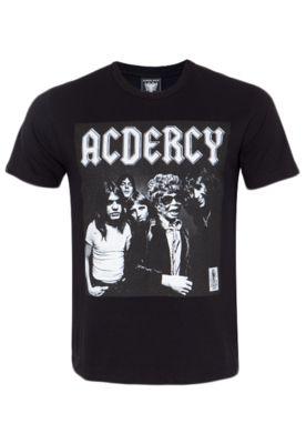 3169fd7b4 Camiseta Cavalera Acdercy Preta - Compre Agora