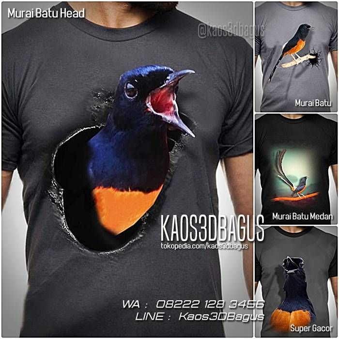 Gambar Desain Baju Lovebird
