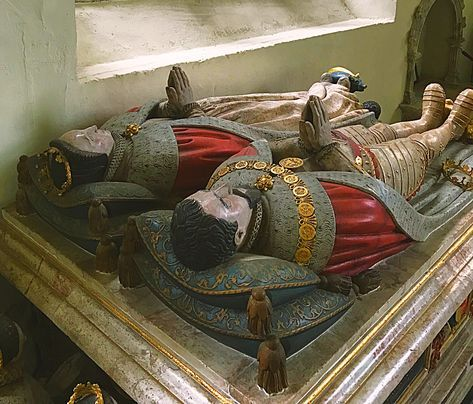 Photo of The Howard Tombs at Framlingham: More Tales from Inside the Vaults | The Tudor Travel Guide