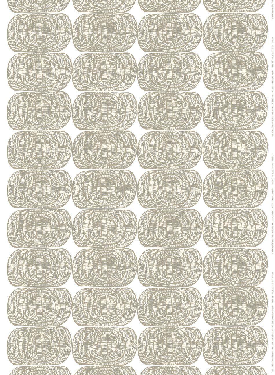 Mehiläispesä-kangas (valkoinen,hopea) |Kankaat, Satiinit ja batistit, Kankaat, Puuvillakankaat | Marimekko