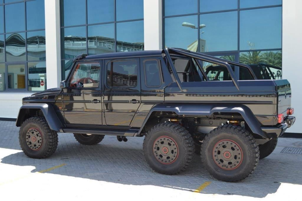 #Brabus B63S 700 6x6 because they can. #Mercedes #MercedesBenzofHuntValley