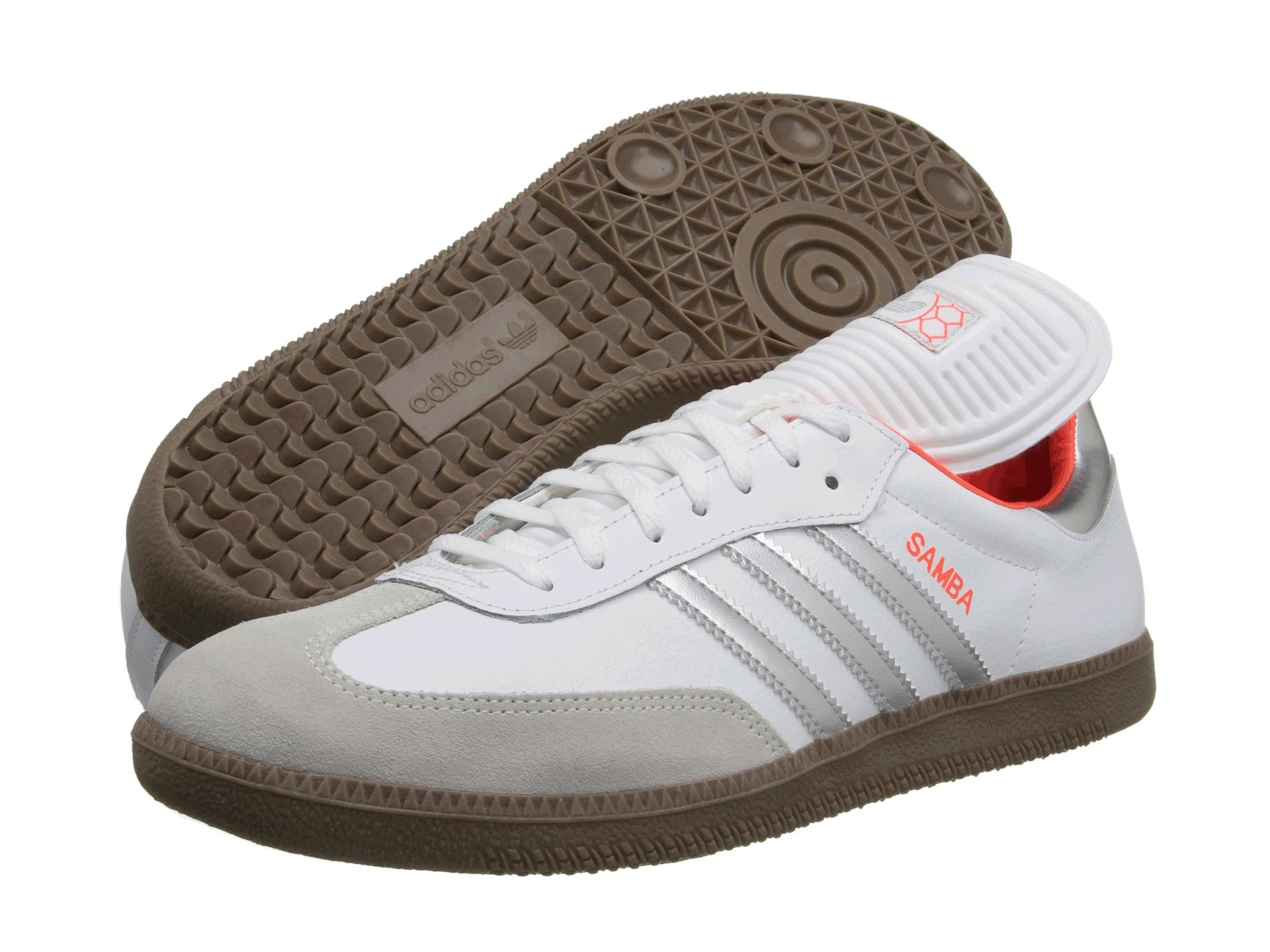 adidas Originals Samba® Leather Black/White
