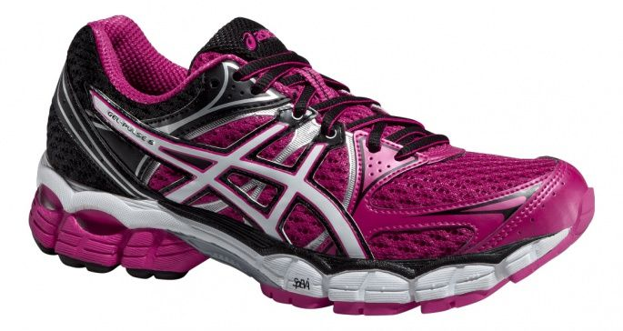 Asics Gel Pulse 6 | Girls running shoes