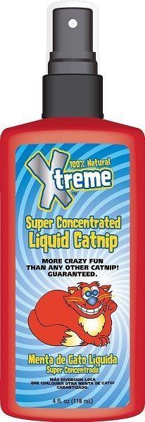 10.29 Synergy Labs Extreme Catnip Spray 4 Oz. Cats Love