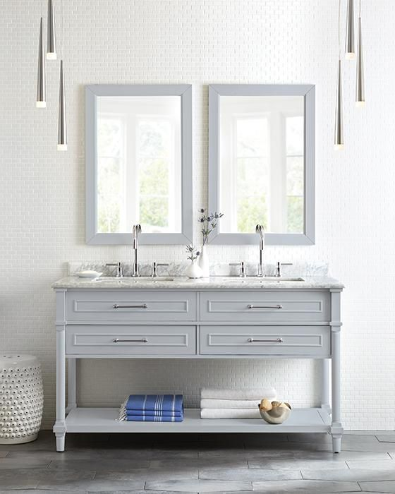 Aberdeen bathroom vanity | Home Decorators