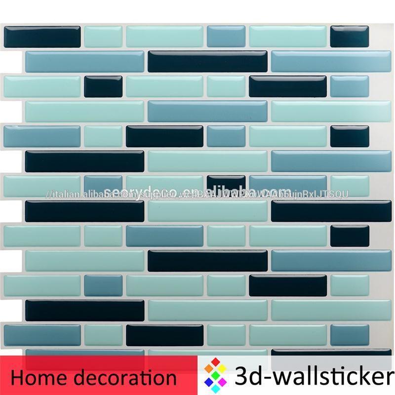 dove trovare decorazioni idee di design 3d wall sticker on-line ... - Idee Arredamento On Line