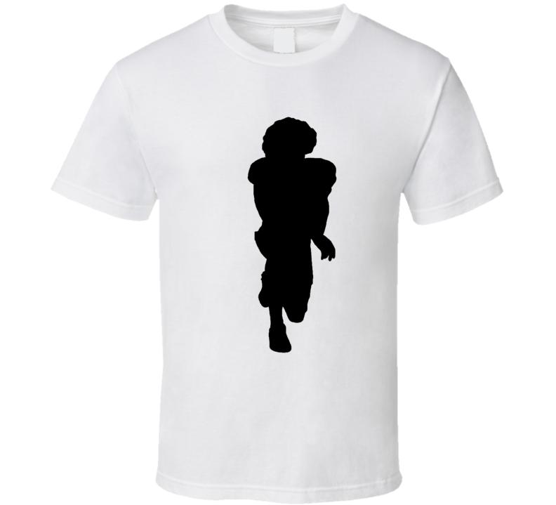 Cool Colin Kaepernick Kneeling Silhouette T Shirt in 2019  f29b2f4d7